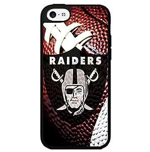 Oakland Raiders Football Sports Hard Snap on Phone Case (iPhone 5c)