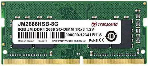Transcend 8gb Ddr4 2666mhz 8gb Ddr4 2666mhz So Dimm Computers Accessories