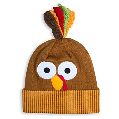 Turkey Headbands - Gone For a Run Turkey Pom