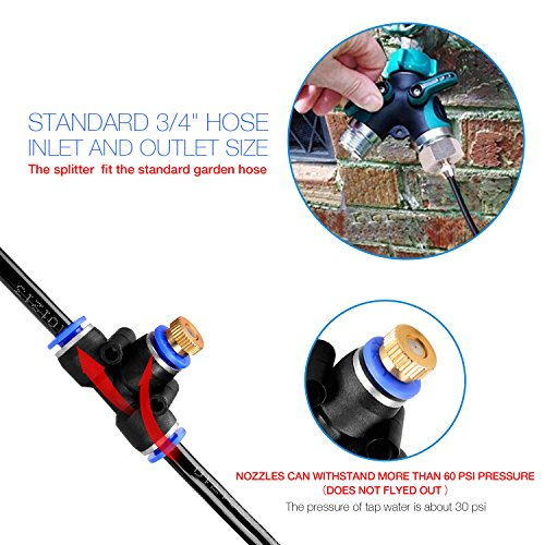 Buy outdoor misting system