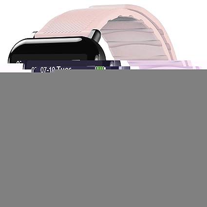 W2 rastreador de ejercicios 1.3 pulgadas IPS LCD de pantalla curva ...