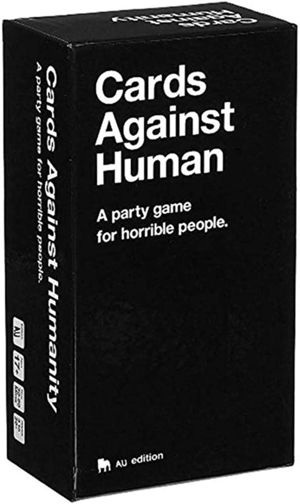 RTGE Juegos de Cartas para Adultos jóvenes Juego Divertido contra Humanos Cumpleaños Juegos de Mesa para Adultos para Grupos (un Juego de Fiesta para Gente Horrible),UK Edition