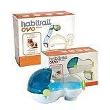 Habitrail OVO Laberinto de hámster de cartón masticable, Minilaberinto y Torre
