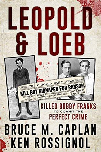 Leopold Loeb Killed Bobby Franks ebook product image