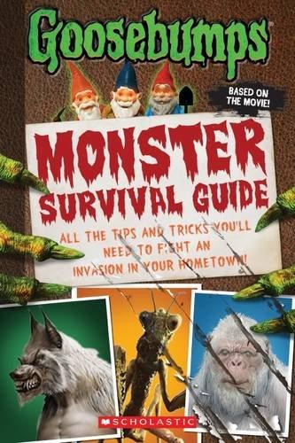 Goosebumps The Movie: Monster Survival Guide -