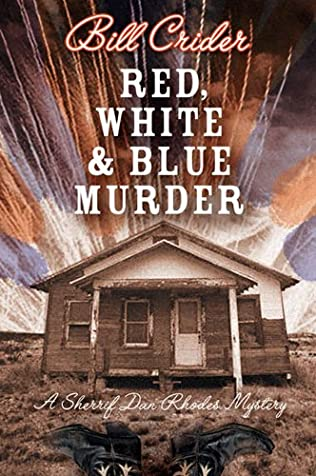 book cover of Red, White, and Blue Murder