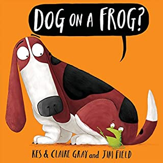 Book Cover: Dog on a Frog?