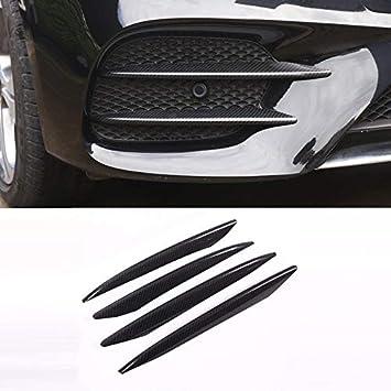 FFZ Parts - Embellecedor de entrada de aire para faros antiniebla de coche, aspecto de