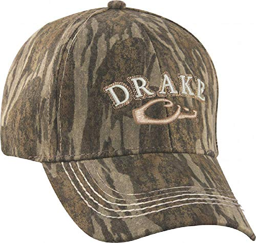Drake 6 Panel Logo Cap (Bottomland)