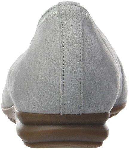 Comfort Ballerine Sport Grigio Gabor argento Grey Donna light pEqBndw