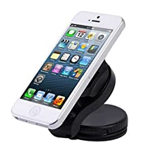 Universal Car Mount For The iPhone 6, iPhone 6 Plus, Galaxy S4, S5, S6, Note 2 3 4, LG G3 G4, HTC ONE And Many Others, Two Pack - Car Mount