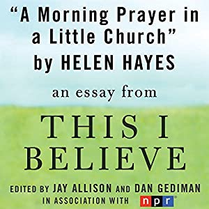 A Morning Prayer in a Little Church Audiobook