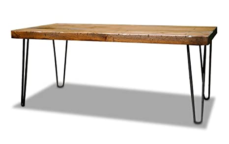 Peaceful Classics Rustic Wooden Coffee Table | Industrial, Farmhouse,  Furniture for Living Room