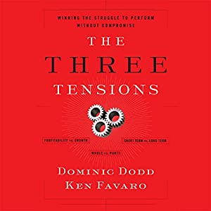 The Three Tensions Audiobook