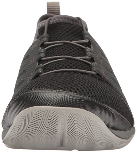 Helly Hansen Mens Aquapace 2 Fashion Sneaker Jet Black / Carboncino / Sil