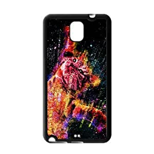 Space Cat Case Cover Protector for Samsung Galaxy note 3