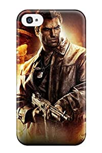 Perfect Fit Wolfenstein The New Order Case For Iphone - 4/4s