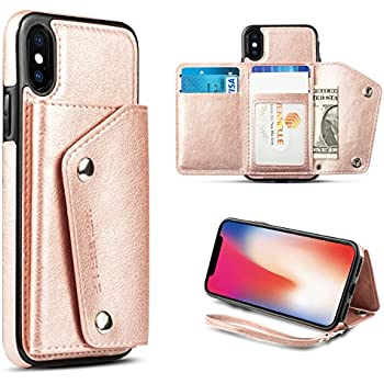Amazon.com: ZVE Case for Apple iPhone Xs and iPhone X, 5.8