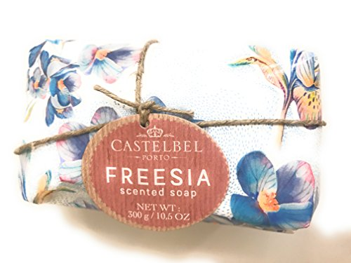 (Castelbel Porto Freesia Scented Soap 10.5 Oz)