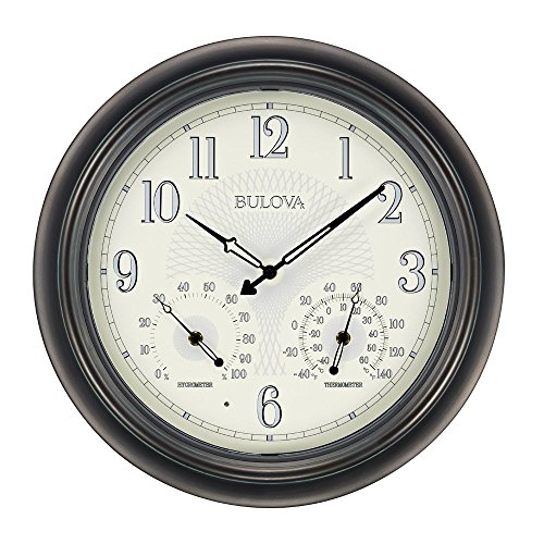 bulova-weather-master-outdoor-wall-clock