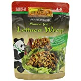Panda Sauce For Lettuce Wraps, 8-Ounce (Pack of 6)