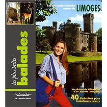 Plus belles balades: Limoges