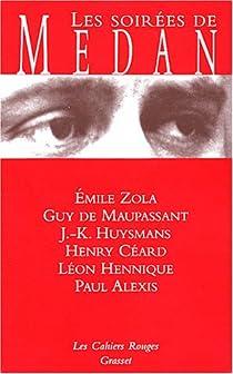 Les Soirées de Médan par Zola