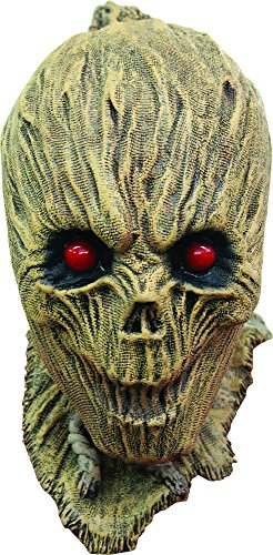 Ghoulish Productions Shrunken Scarecrow Latex Mask (Mask Scarecrow Latex)