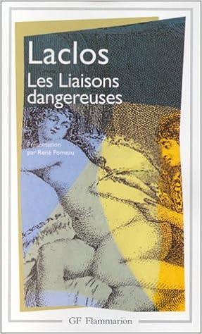 Les Liaisons Dangereuses Garnier Flammarion French Edition