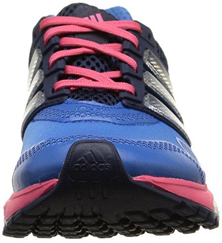 collegiate super Bleu Pink Techfit Adidas F15 Boost F15 super 2 De Response Navy Femme Running Chaussures Blue Zw76qpwx