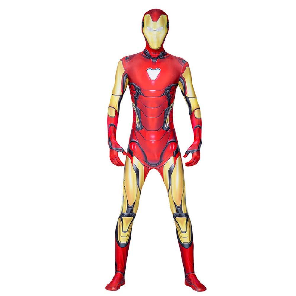 CHXY Iron Man NiñO Adulto Ropa Cosplay Vestido Halloween ...