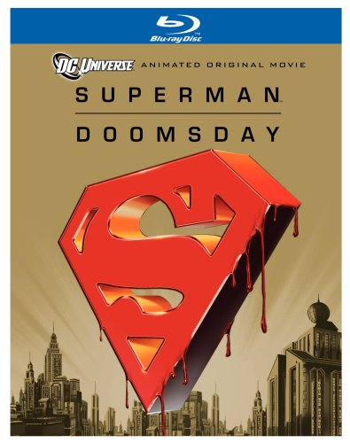 Blu-ray : Superman: Doomsday (, Dolby, AC-3, Widescreen)