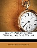 Sämmtliche Schriften, , 1276122063