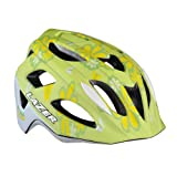 Lazer-P-Nut-Child-Helmet-Child-cycle-helmet-Children-flower-grn-green