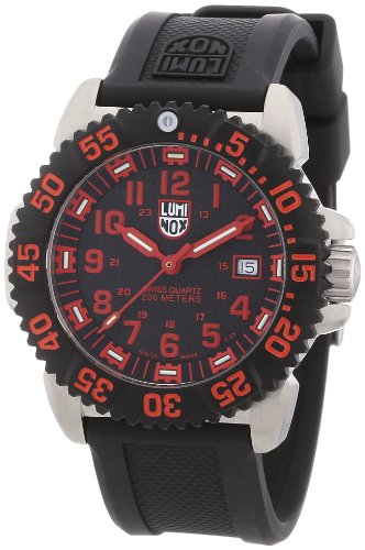Luminox Navy SEAL Colormark Men's Quartz Watch A-3165