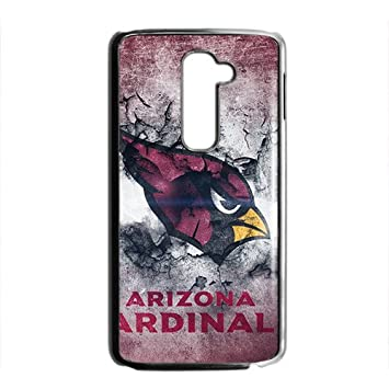 Carcasa LG G2 NFL Sports Logos Arizona Cardinals Funda ...