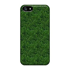 Fashion YEeiWHU2351ohKmC Case Cover For Iphone 5/5s(grass)