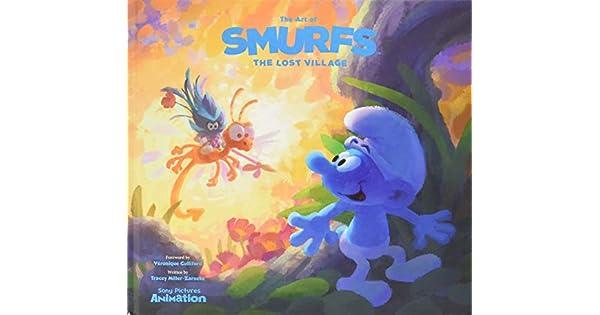 Amazon.com: The Art of Smurfs: The Lost Village ...