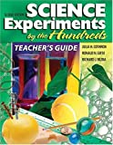 Teacher's Guide : Science Experiments by the Hundreds, Cothron, Julia H. and Giese, Ronald N., 075751149X