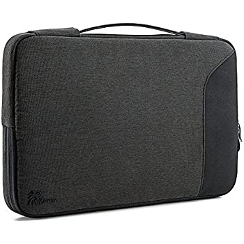 Laptop Sleeve, Nacuwa 360° Protective Laptop Sleeve for 13 - 13.3 Inch MacBook Air | MacBook Pro Retina Late 2012 - Early 2016 | 12.9 iPad Pro - Shockproof, Spill-Resistant Laptop Bag Case Cover