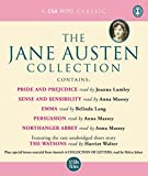 img - for The Jane Austen Collection (A CSA Word Recording) book / textbook / text book