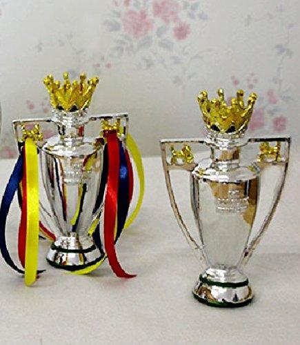 (fa Premiership trophy 2017 english premier league trophy replica Cup Barclay trophies awards (15cm))