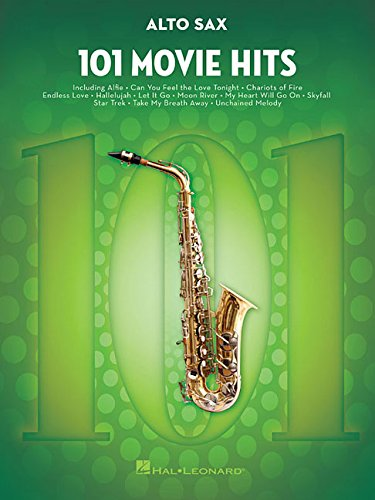 Download 101 Movie Hits for Alto Sax pdf epub