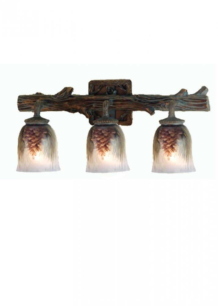 "Meyda Tiffany 49525 Lighting 23"" Width Bronze/Dark"