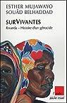 SurVivantes : Rwanda - Histoire d'un génocide suivi de Entretien croisé entre Simone Weil et Esther Mujawayo par Mujawayo