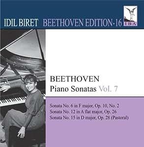 V 16: Idil Biret Beethoven Edi