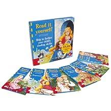 Read It Yourself Level 3 Rapunzel Box Set