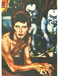 David Bowie 1974 Diamond Dogs U.S. Tour Concert Program Programme