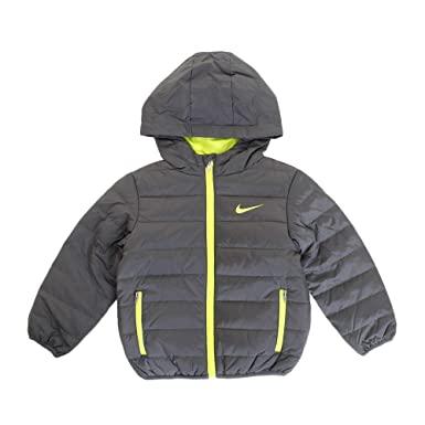 53426e38d841 Amazon.com  Nike Kids Mens Quilted Jacket (Toddler)  Clothing