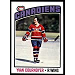0f0196961fc Yvan Cournoyer Montreal Canadiens HOF RUSH Autographed 8x10 at ...